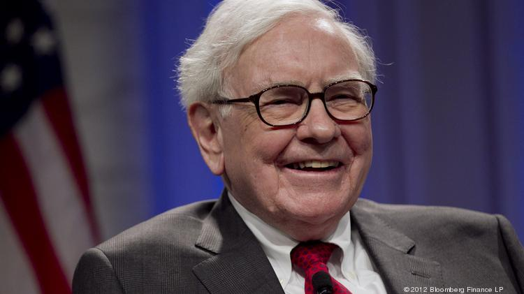 Warren Buffett, Wells Fargo's largest shareholder as chairman and CEO of Berkshire Hathaway Inc., is happy to encourage his shareholders to check out San Francisco-based Airbnb for less-expensive housing during the company's annual meeting weekend in Omaha in early May.