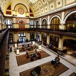 Nashville's iconic Union Station Hotel under contract to Maryland buyer