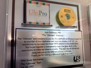 CDs from a previous incarnation of Ultimate Software's product, UltiPro.