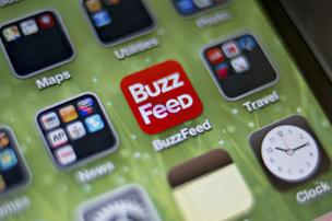 What is BuzzFeed?