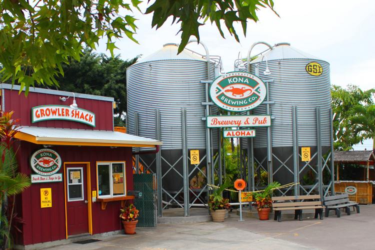 Hawaii-based Kona Brewing Co. has hired Billy Smith to be the brewmaster at its flagship brewery in Kailua-Kona, seen here.