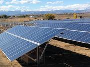 Community Energy Solar LLC built the Lafayette solar gardens in 2013. The project consisted of two 500-kilowatt systems.