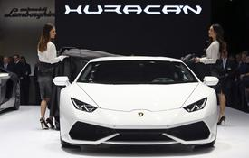 Top cars gear up for Geneva International Motorshow