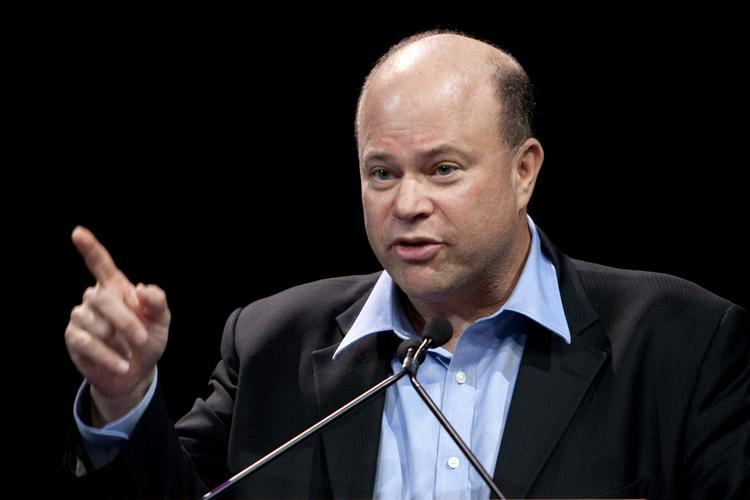 David Tepper, founder of Appaloosa Management, speaks during the Ira Sohn Investment Research Conference in New York, U.S., on Wednesday, May 26, 2010.