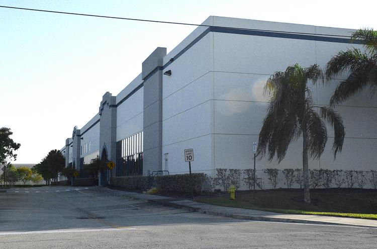 10. Unipharma will extensively renovate the site's existing building.