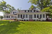 The home boasts 4,176 square feet and sits on 0.58 acres.