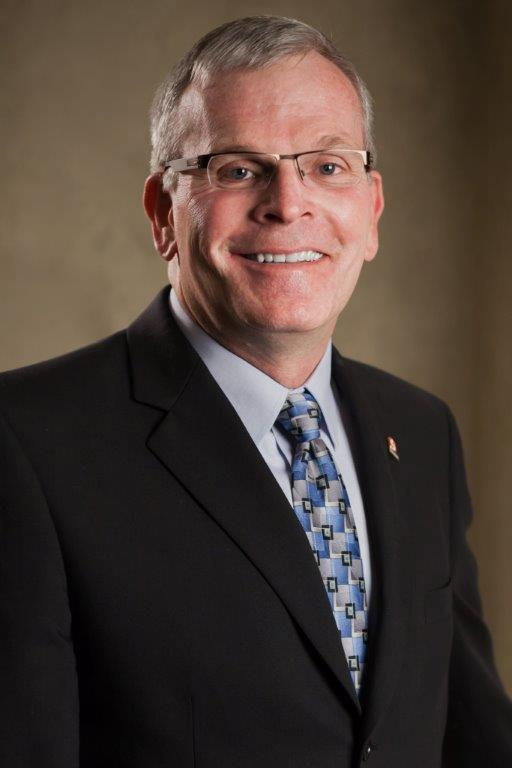 David Collins is the new provost at Sinclair Community College.