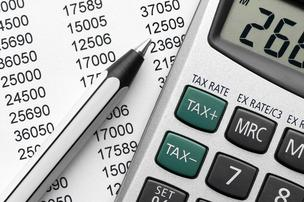 figures money taxes business calculator