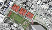 Ryan Cos. US Inc. is building Wells Fargo offices as part of the Downtown East mixed use development project.