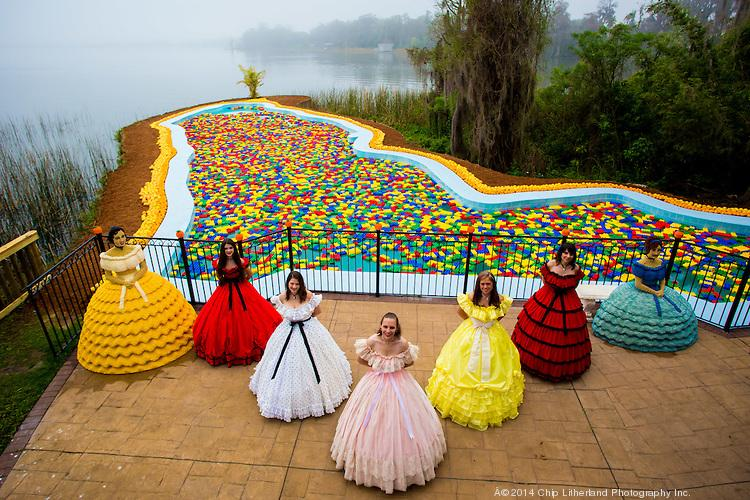 Legoland Florida reopened the Florida Pool and Oriental Gardens portions of Cypress Gardens this week.