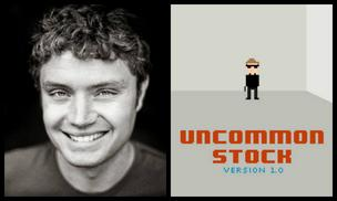 Eliot Peper's startup techno thriller Uncommon Stock is available starting today.