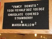 Federal Donuts, which also sells coffee and fried chicken, will open its third year-round location, at 3428 Sansom St. in University City, on March 10.