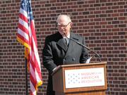 """Philanthropist H.F. """"Gerry"""" Lenfest has been key to the Museum of American Revolution's fundraising."""