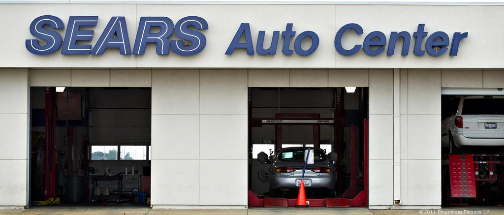 Sears Auto Centers at Brookfield Square, Southridge Mall