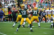 1. Aaron Rodgers, Green Bay Packers - $17.9 million