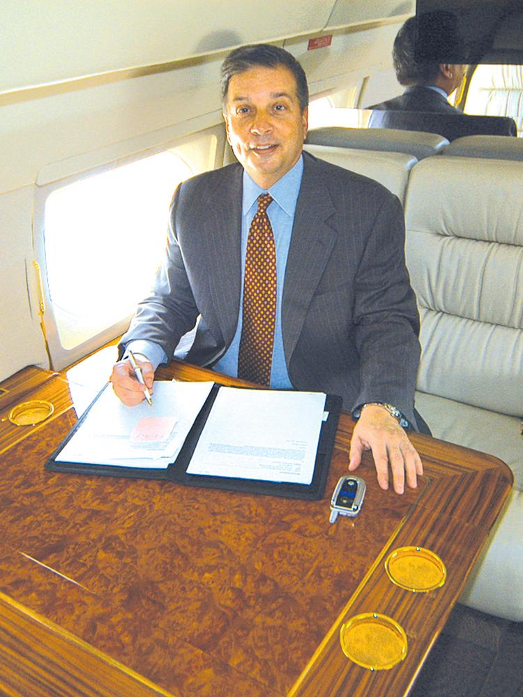 Former Universal Express CEO Richard Altomare