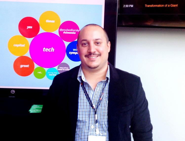 Demian Bellumio, COO of Senzari, is a member of MIA Collective, which is hosting the MIA Music Summit this month.