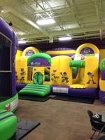 Local franchisee opens second children's entertainment center
