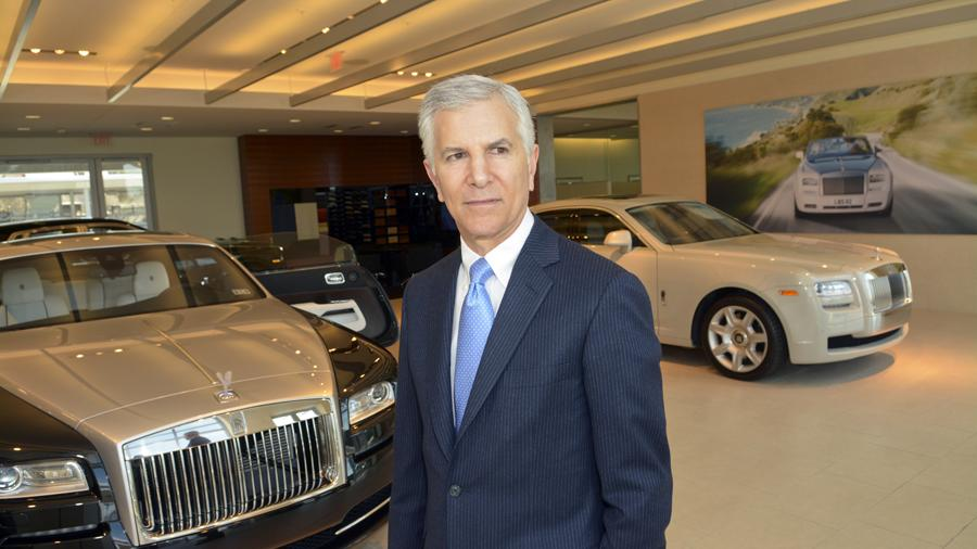 How i led rolls royce motor cars of dallas to national for Rolls royce motor cars dallas