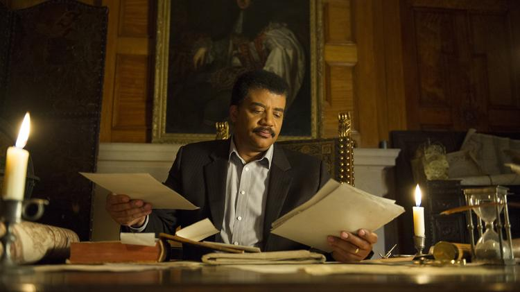 """Tyson hosts the upcoming reboot of """"Cosmos"""""""