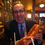 Fish Sandwich Chronicles: <strong>Schneider</strong> Downs CEO Ray Buehler at Atria's (Video)