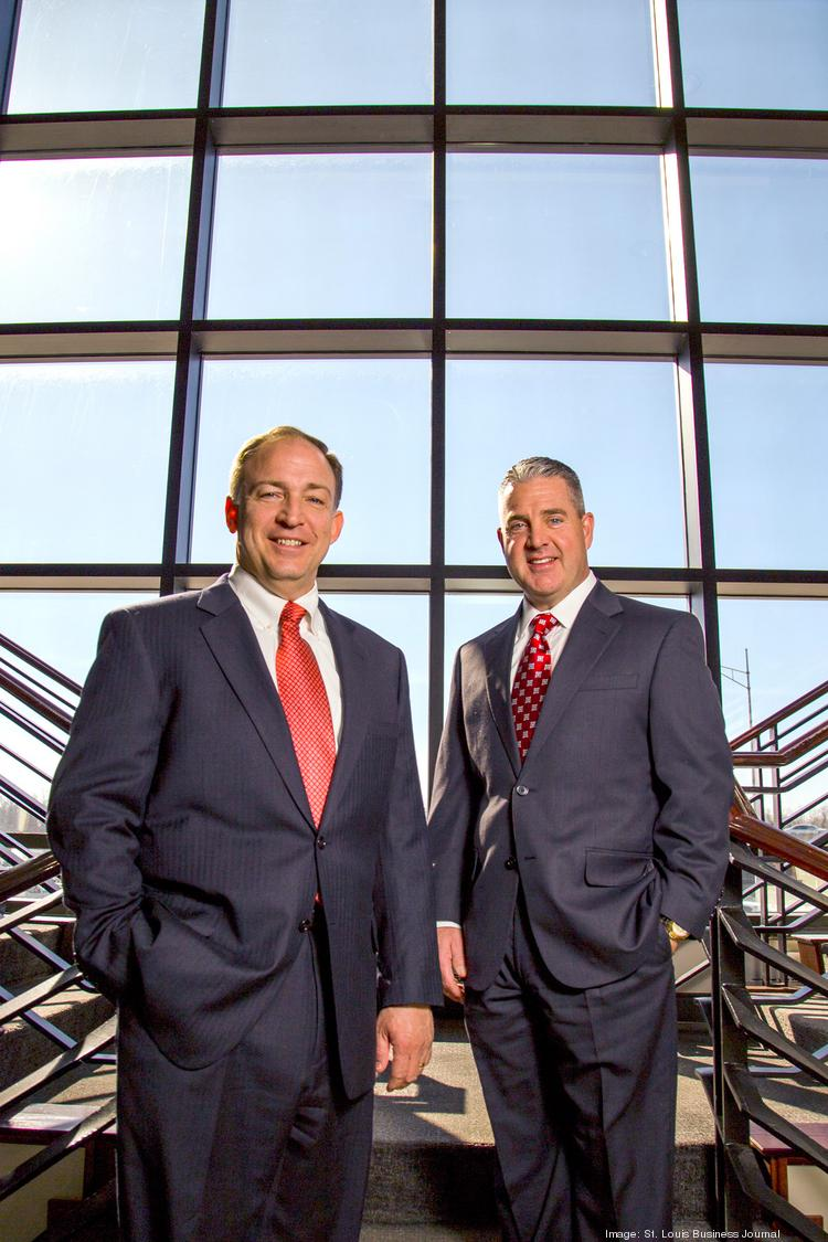 Endeavor Wealth Management's Ron Portell (left) and Bret Sinak are branching into alternative investments.