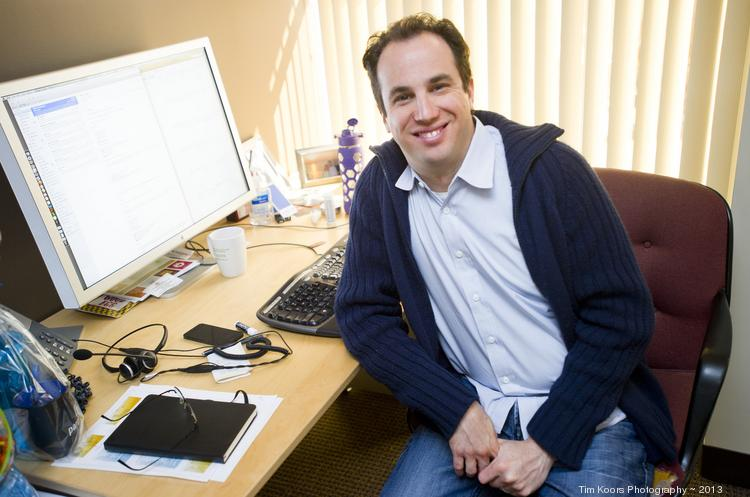 Parchment CEO Matthew Pittinsky is changing the way colleges look at transcripts and admission processes.
