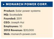 Monarch Power Corp.