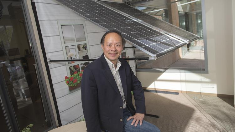 Joseph Hui, CEO of Monarch Power Corp., sees some issues with APS' plan to offer rooftop solar systems.