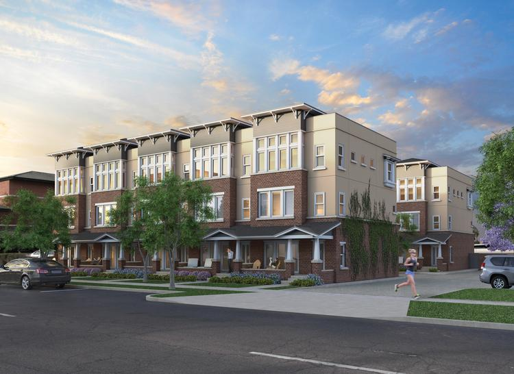 Metrowest Development purchased a 0.4-acre lot in downtown Phoenix, where it plans to erect 10 townhomes.