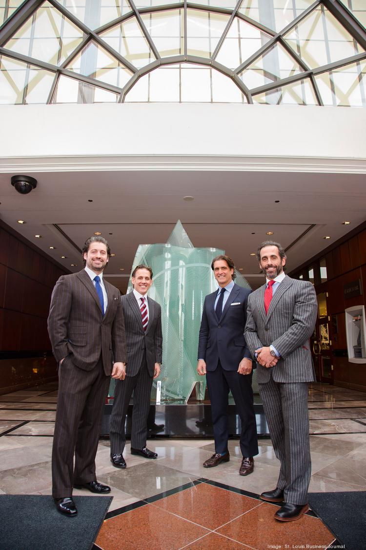 Sansone Group's (from left) Nick, Tim, Jim and Doug Sansone will make $60 million in acquisitions in 2014.