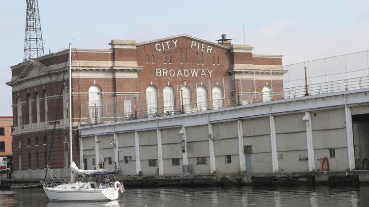 Community groups have offered their support for a plan to redevelop Fells Point Recreation Pier.