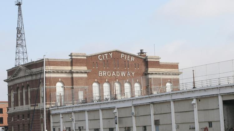 Fells Point Recreation Pier will be transformed into a boutique hotel.
