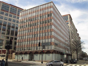The existing nine-story building at 21st and K streets NW will be demolished to make way for a new 11-story signature office building.