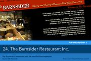 Dayton-area restaurants with the largest full-time workforces