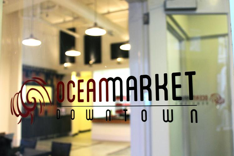 Chef Shane McIntosh, executive chef and owner of Ocean Catering Company, is set to open lunch spot Ocean Market in downtown Atlanta.