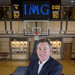 Sutton hands over reins of IMG College as he shifts into new role