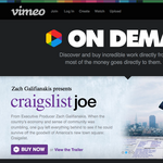 YouTube stars move to Vimeo with new series