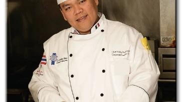 Chef Eddy Thretipthuangsin will open BITES on March 20.