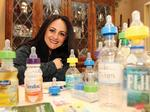 Former teacher's product caters to parents on the go