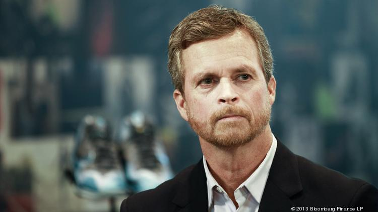 Mark Parker, chief executive officer of Nike Inc.