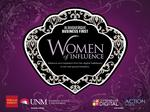 See who our judges selected as Women of Influence category winners