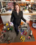 Robots will be as commonplace as smartphones, says MIT professor