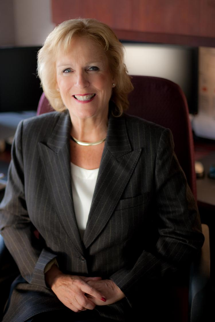 Diane Wilson is chief operating officer of Community Tissue Services.