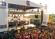 Since IMG College purchased ISP Sports of Winston-Salem in 2010, it's gone after national sponsorship deals that allows IMG College to offer sponsorships at multiple schools, creating events such as this Lowe's Tailgate concert at USC in 2012.