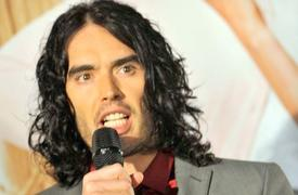 No joke: Russell Brand helps launch e-commerce startup
