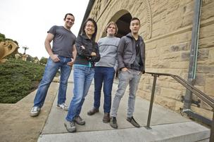 MobiSocial is founded by Prof. Monica Lam and her Stanford Ph.D. research team,   Ben Dodson, T. J. Purtell, and Ian Vo.