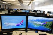 The screen savers for the Hawaiian Airlines' employees remind them of the company's mission, vision and values.