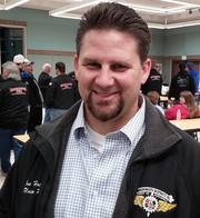 New Machinists District Lodge 751 President Jon Holden wants to help the union achieve unity again after a divisive vote on the latest contract.