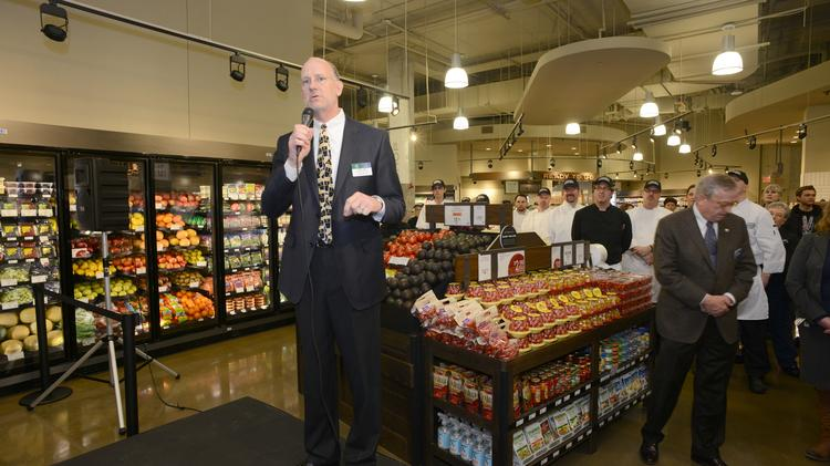 Lunds Growth Continues Despite More Competition Minneapolis St